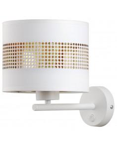 Tago kinkiet 1 punktowy biały 3221 - TK Lighting