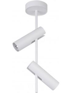 Leda lampa sufitowa 2 punktowa biała 33105 - Sigma