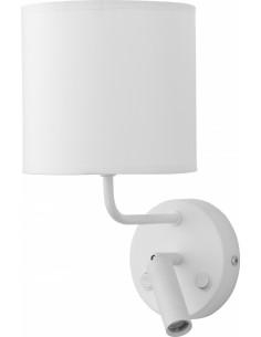Richi kinkiet 2 punktowy biały 4236 - TK Lighting