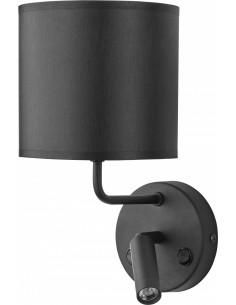 Richi kinkiet 2 punktowy czarny 4234 - TK Lighting