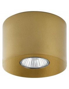 Orion lampa sufitowa 1 punktowa złota 3199 - TK Lighting