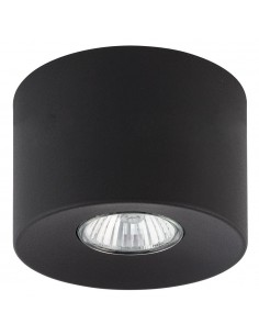 Orion lampa sufitowa 1 punktowa czarna 3236 - TK Lighting