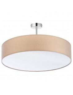 Rondo lampa sufitowa 4 punktowa beżowa 3998 - TK Lighting