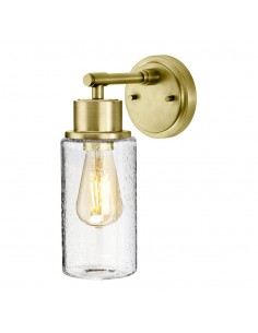 Morvah kinkiet łazienkowy mosiądz BATH-MORVAH1-BB - Elstead Lighting
