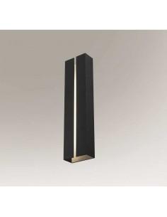 Kinkiet LED czarny Asahi 7924 - Shilo