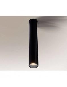 Tuba łazienkowa Yabu IP44 czarna 8074 - Shilo