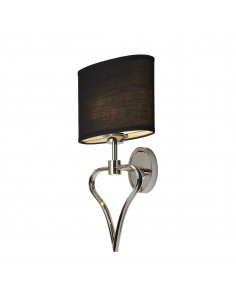 Falmouth kinkiet 2 punktowy chrom BATH-FALMOUTH-PC - Elstead Lighting