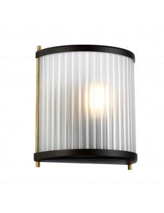 Corona kinkiet brązowy DL-CORONA1-BAB - Elstead Lighting