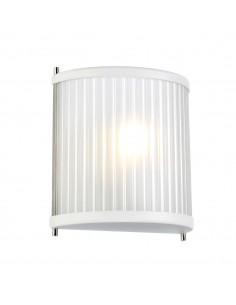 Corona kinkiet 1 punktowy biały DL-CORONA1-WPN - Elstead Lighting