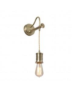 Douille kinkiet 1 punktowy mosiądz DOUILLE1-AB - Elstead Lighting