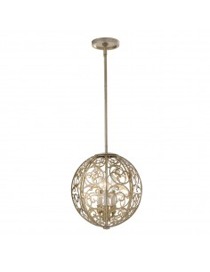 Arabesque lampa wisząca 3 punktowa FE-ARABESQUE3 - Feiss