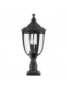 English Bridle lampa stojąca IP44 czarna FE-EB3-L-BLK - Feiss