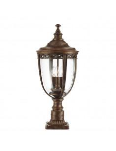 English Bridle lampa stojąca IP44 brązowa FE-EB3-L-BRB - Feiss