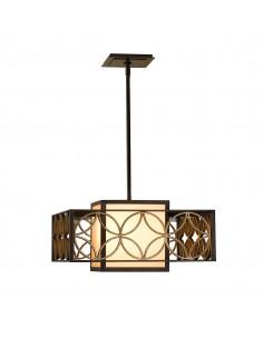 Remy lampa wisząca brązowa FE-REMY-P-B - Feiss