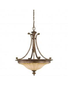 Stirling Castle lampa wisząca klasyczna FE-STIRLING-CASTLE3P - Feiss