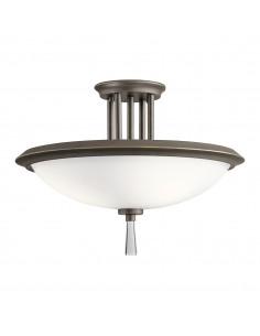 Dreyfus lampa sufitowa patyna KL-DREYFUS-SFOZ - Kichler