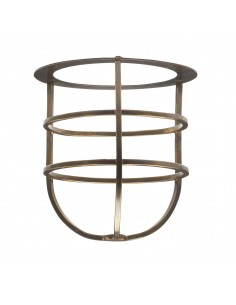 Cage Accessory for Sheldon and Somerton SHEL-SOM-CAGE-BR - Elstead Lighting