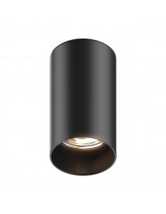 Tuba natynkowa czarna SL 1 punktowa GU10 92680 - Zuma Line