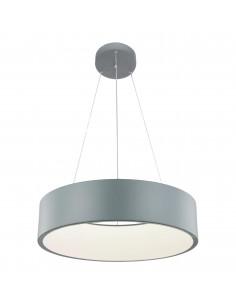 Malaga lampa wisząca LED szara LP-622/1P GREY - Light Prestige