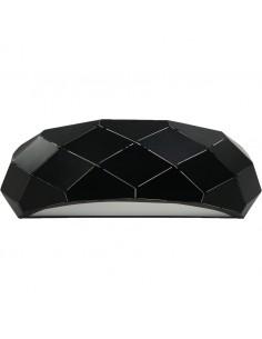 Reus kinkiet czarny metalowy nowoczesny LP-8069/1W BK - Light Prestige