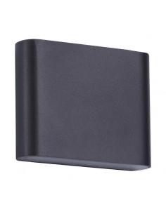 Sapri kinkiet zewnętrzny czarny IP54 LP-1556/1W BK - Light Prestige