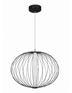 Treviso lampa wisząca LED czarna LP-798/1P S BK - Light Prestige