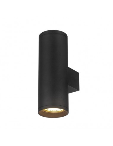 Torino kinkiet zewnętrzny czarny IP54 LP-109/1W-IP54-BK - Light Prestige