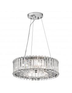 Crystal Skye lampa wisząca kryształowa KL-CRYSTAL-SKYE-P-A - Kichler