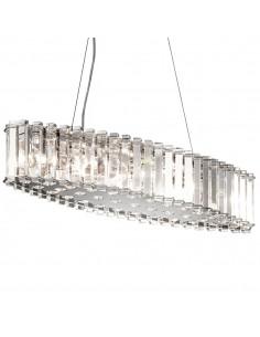 Crystal Skye lampa wisząca kiryształowa 8 KL-CRYSTAL-SKYE-ISLE - Kichler