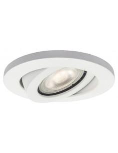 Oczko podtynkowe ruchome Lagos białe LP-440/1RS WH - Light Prestige