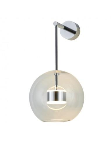 Kinkiet wiszący LED Bubbles-1 kula chrom ST-0801W-1 chrome - Step Into Design