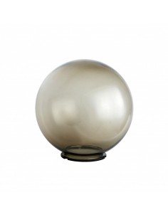 Klosz do lamp zewnętrznych dymiony G-250 FUME - Su-ma